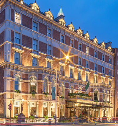 The Shelbourne-voucher Dublin Overnight Vouchers