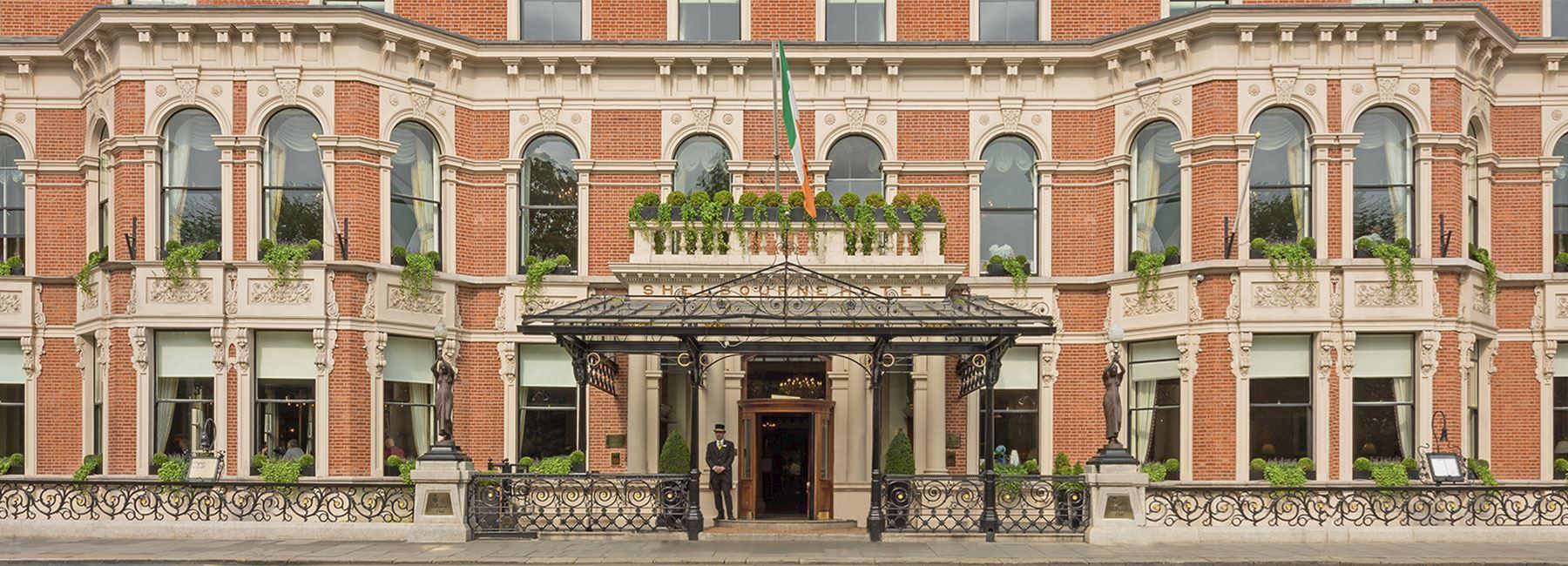 The Shelbourne Vouchers, Dublin