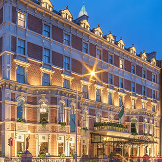 The Shelbourne Voucher Dublin Overnight Vouchers