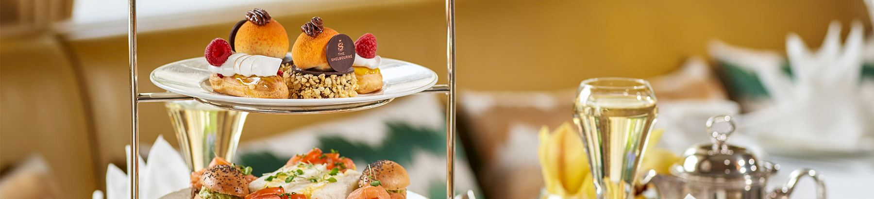 The Shelbourne Voucher Dublin Afternoon Tea