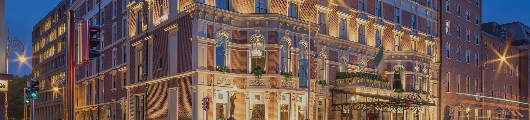 The Shelbourne Voucher Dublin Overnight